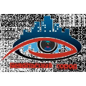 Установка видеонаблюдения для программы Безопасный город