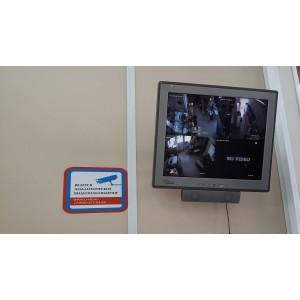 Видеонаблюдение в магазине кухонной мебели