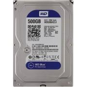 500 ГБ Жесткий диск WD Blue WD5000AZLX