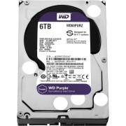 Жесткий диск SATA 6TB WD Purple WD60PURZ SATA 6Gb/s 150/150Mb 64Mb (для круглосуточной работы в системах безопасности)