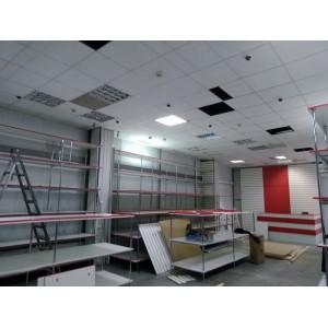 Подготовка к открытию нового магазина не обошлась без участия специалистов U-vid!