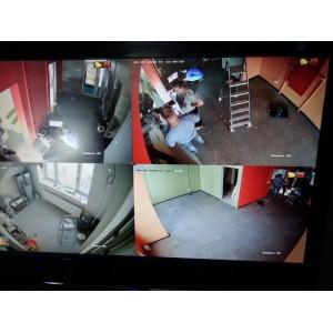 Разработка и установка системы видеонаблюдения для кафе в Раменском