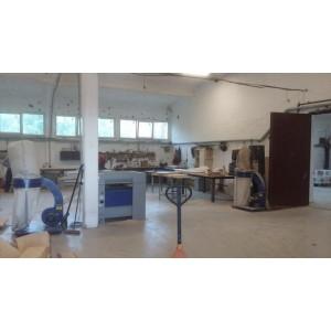 Видеонаблюдение в цеху по производству мебели ООО Гуслица