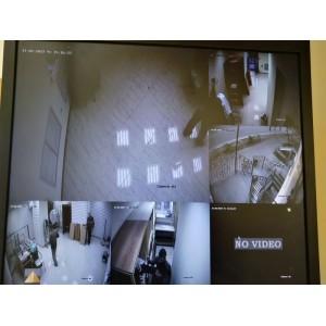 Видеонаблюдение в магазине одежды М-Стиль
