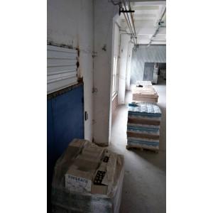 Установка охранной сигнализации на складе ООО Роспитром
