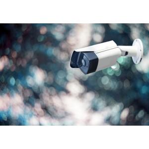 Установка системы видеонаблюдения для кафе (г.Егорьевск)