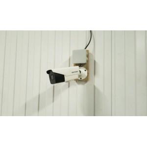 Установка системы видеонаблюдения для склада готовой продукции завода «РосТурПласт» (г.Егорьевск)