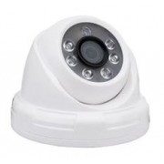 IP Камера 3Мп RA-509KIP2PF PoE 6 IR Led Audio 3.6mm Lens купольная