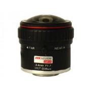 Вариофокальный 12Мп объектив HikVision HF3417D-12MPIR