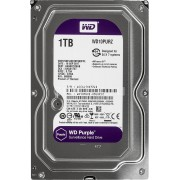Жёсткий диск SATA-3 1Tb WD Purple 5400rpm (WD10PURZ) Cache 64Mb
