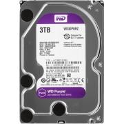 Жесткий диск SATA 3TB WD Purple WD30PURZ SATA 6Gb/s 150/150Mb 64Mb (для круглосуточной работы в системах безопасности)